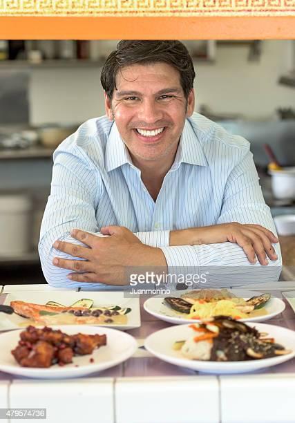 """Restaurant """"Geschäftsinhaber"""