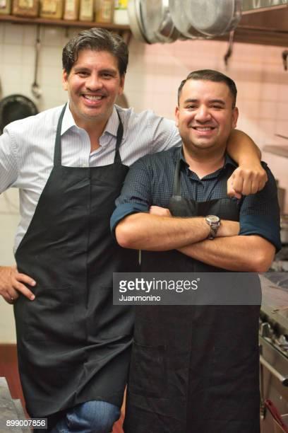 Restaurant-Mitarbeiter