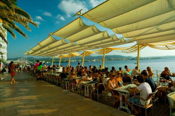 Restaurant El Mambo,San Antonio,Ibiza, Balearic Islands,Spain