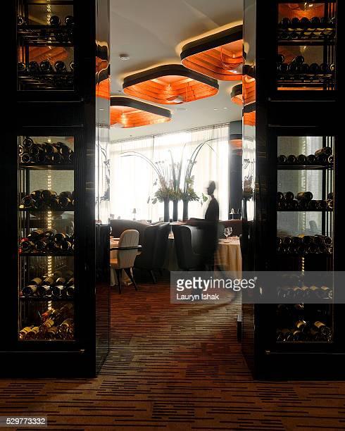Restaurant Guy Savoy at Marina Bay Sands resort