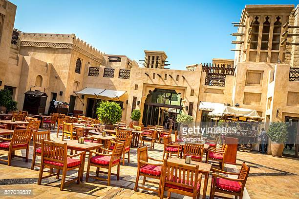 Restaurant in Madinat Jumeirah hotel: Dubai, VAE