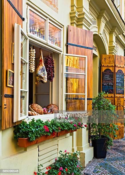 Restaurant in Old Prague