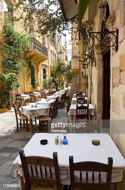 Restaurant in Romantic Street