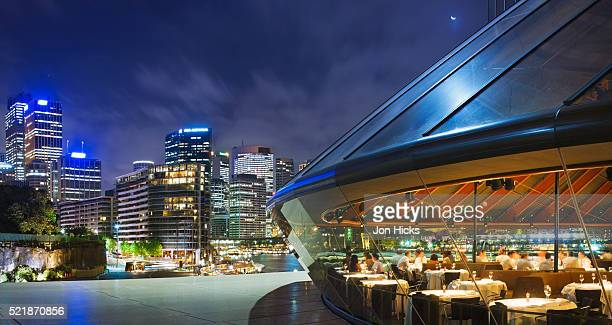 Restaurant in the Opera House and Circular Quay