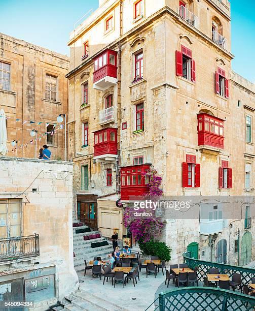 Restaurant in Valletta, Malta