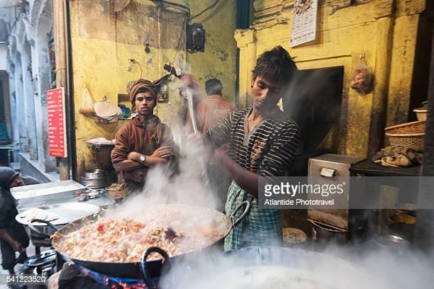 Restaurant in Varanasi