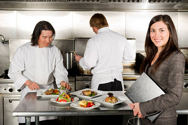 hotel and restaurant industry in turkish