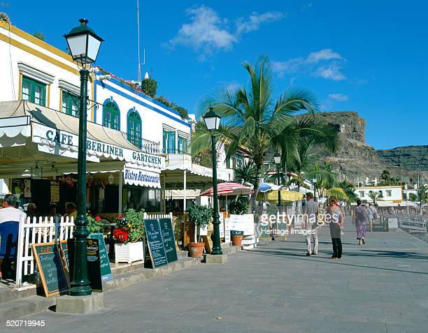 Restaurant Puerto de Mogan Gran Canaria Canary Islands