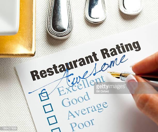 """Restaurant """"ausgezeichnet"""