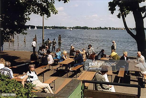 """Restaurant """"Rübezahl"""" am Müggelsee - 1999"""