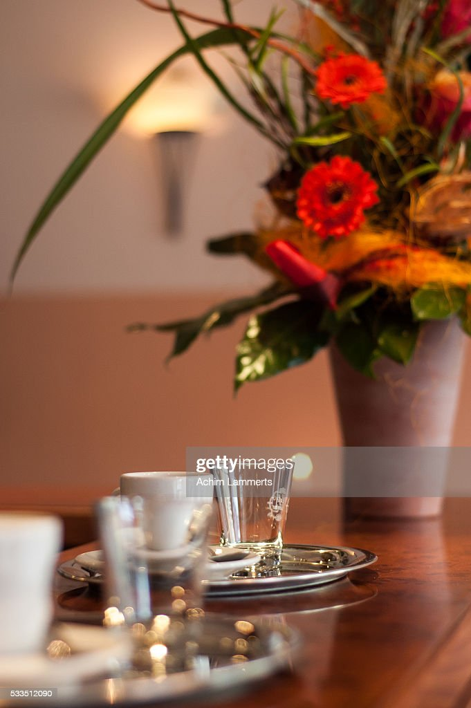 Restaurant Scene : Photo