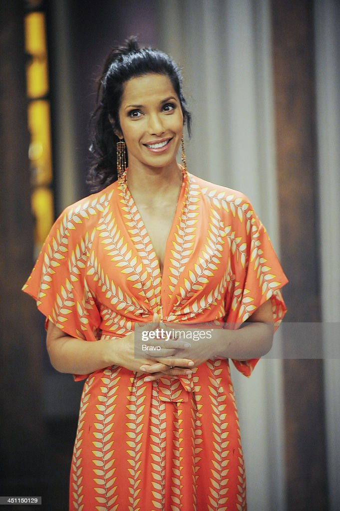 TOP CHEF -- 'Restaurant Wars' -- Episode 1109 -- Pictured: Host Padma Lakshmi --