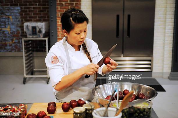 "Restaurant Wars"" Episode 1207 -- Pictured: Mei Lin --"