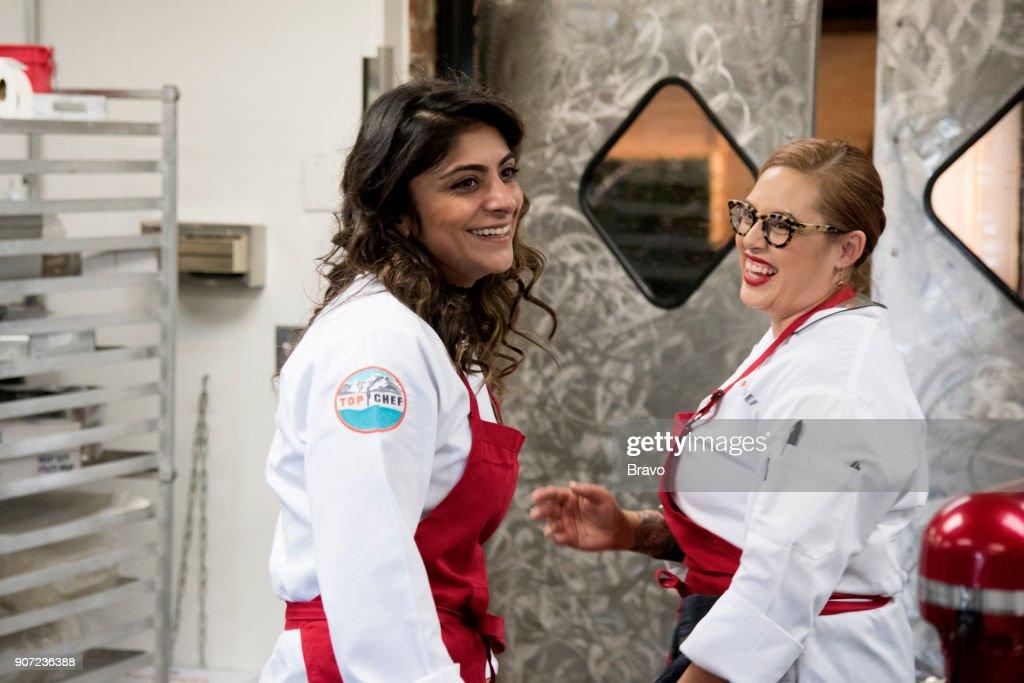 Top Chef - Season 15 : News Photo