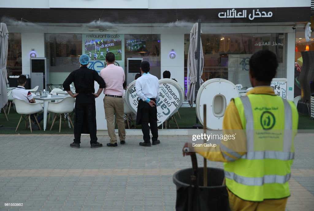 Daily Life As Reforms Signal A New Era In Saudi Arabia : News Photo