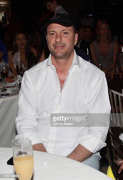 Restauranteur Giuseppe Cipriani attends Cipriani Wall Street after the 2010 World Cup Final between Spain and Netherlands on July 11 2010 in New York...