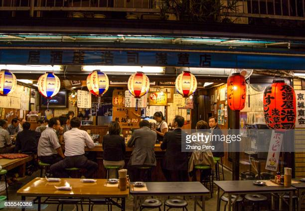 Restaurants and izakayas to try traditional Japanese foods Asakusa area not only is famous for the popular temple with the same name but also a...