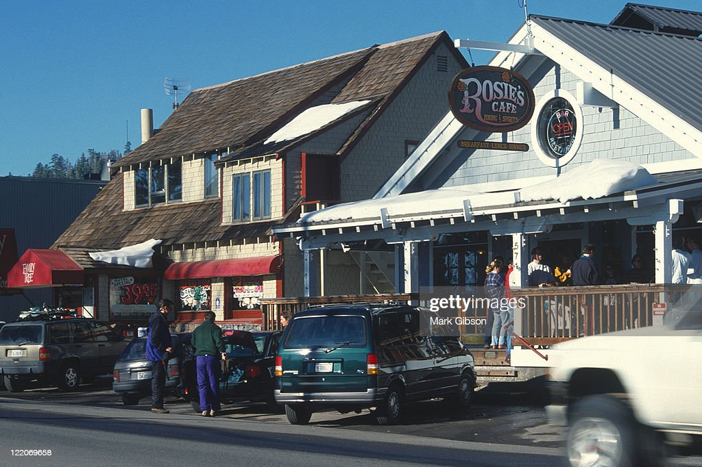 Restaurants And S Tahoe City Ca