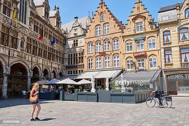 Restaurants in Ypres