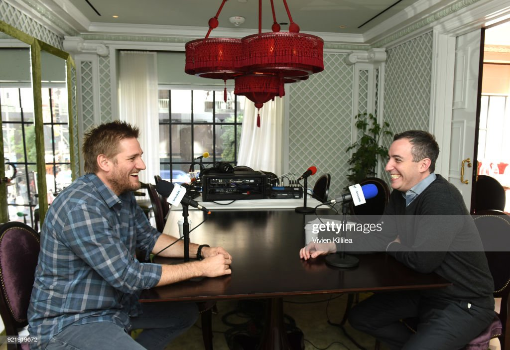 Restaurateur Will Guidara hosts 'First Date' exclusively on SiriusXM : News Photo