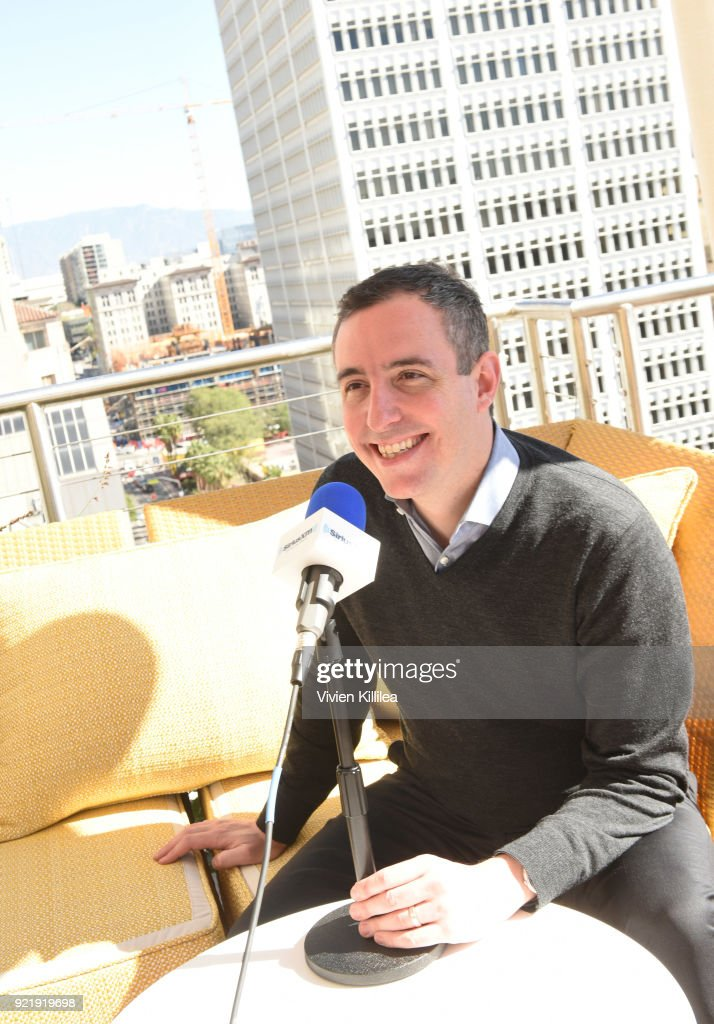 Restaurateur Will Guidara hosts 'First Date' exclusively on SiriusXM... : News Photo