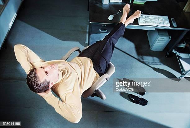 Resting executive