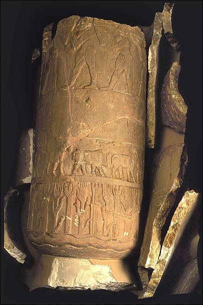 The Treasures Of Baghdad Miraculously Reappear In Iraq In July 2003