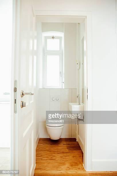Restroom, toilet