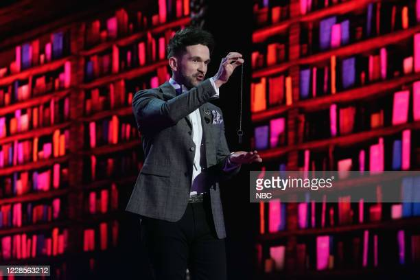 "Results Show"" Episode 1522 -- Pictured: Colin Cloud --"