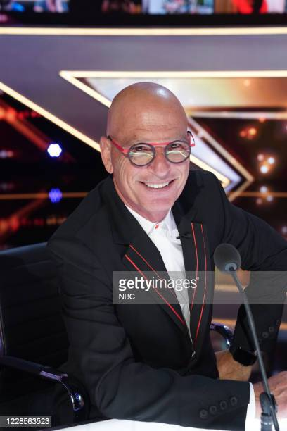 "Results Show"" Episode 1522 -- Pictured: Howie Mandel --"