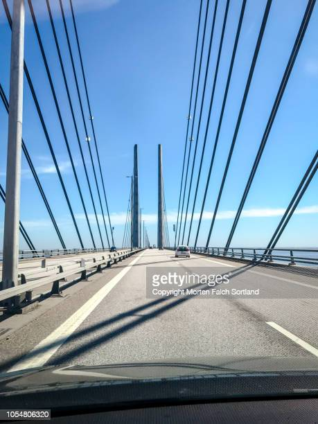 Øresund Bridge, Sweden