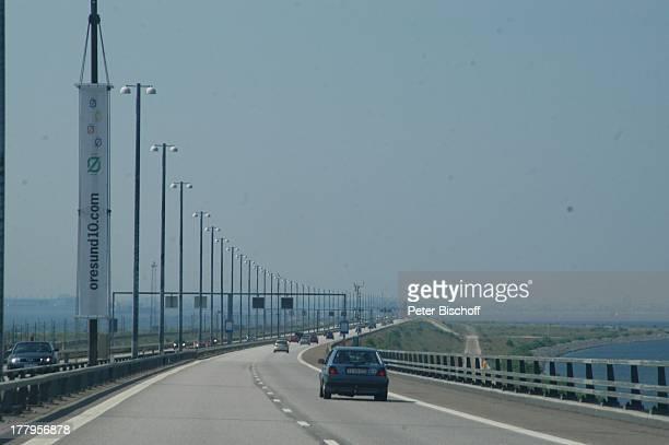 Öresundbrücke Öresund Europa Brücke Reise