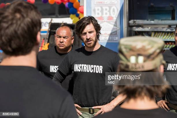 SHIFT 'Resurgence' Episode 410 Pictured Eoin Macken as TC Callahan