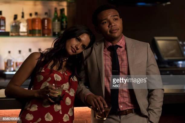 SHIFT Resurgence Episode 410 Pictured Tanaya Beatty as Shannon Rivera Robert Bailey Jr As Paul Cummings