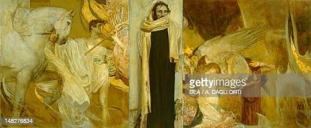 Resurrection by Giulio Bargellini Rome Galleria Nazionale D'Arte Moderna