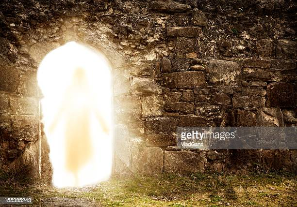 resurrection - easter sunday stock pictures, royalty-free photos & images