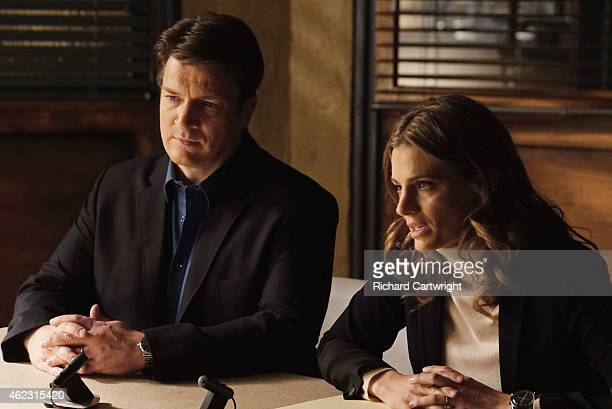 CASTLE 'Resurrection' When clues in a murder implicate Castle and Beckett's nemesis Dr Kelly Nieman Castle is called in to consult on the case But as...