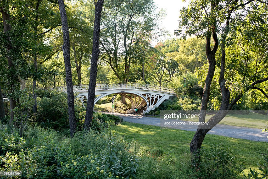 Resvervior bridge : Stock Photo