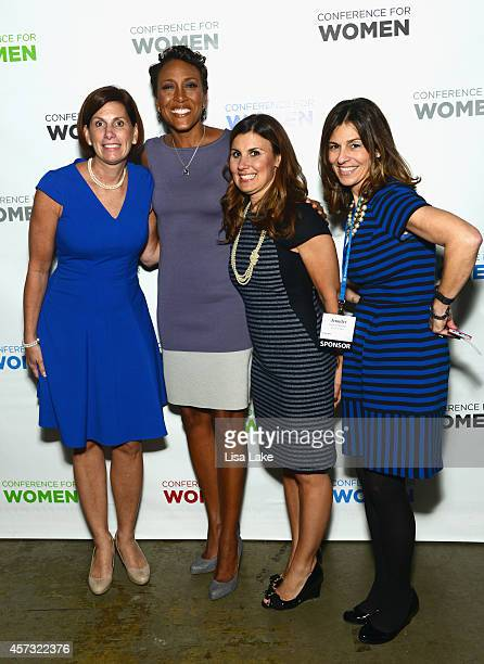 EVP retail banking officer Beneficial Bank Pam Cyr Coanchor Good Morning America Robin Roberts EVP Director of Brand and Strategy Beneficial Bank...