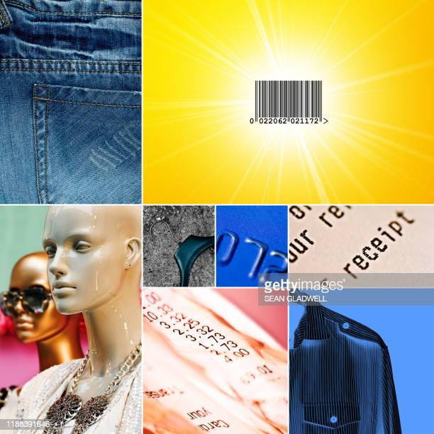 retail collage - for sale stock pictures, royalty-free photos & images