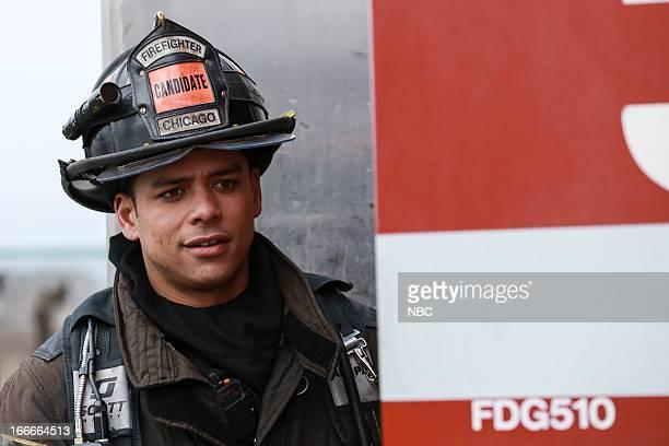 FIRE Retaliation Hit Episode 121 Pictured Charlie Barnett as Peter Mills