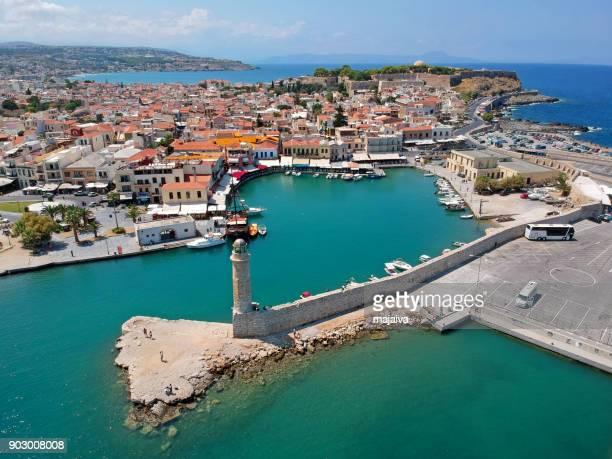 Rethymnon town, Crete