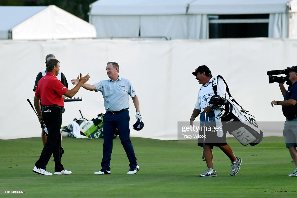 Charles Schwab Cup Championship - Final Round : News Photo