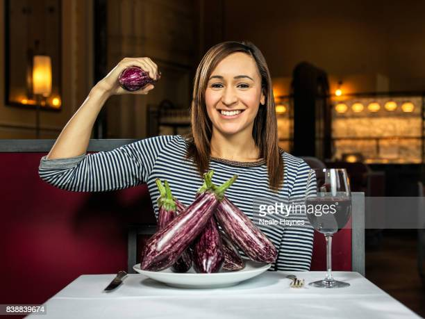 Retired British track and field athlete Jessica Ennis is photographed for the Times on February 9 2017 in London England