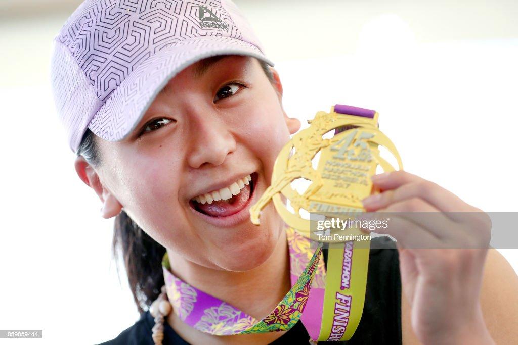 Honolulu Marathon 2017 : ニュース写真