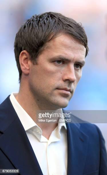 Retired Footballer Michael Owen