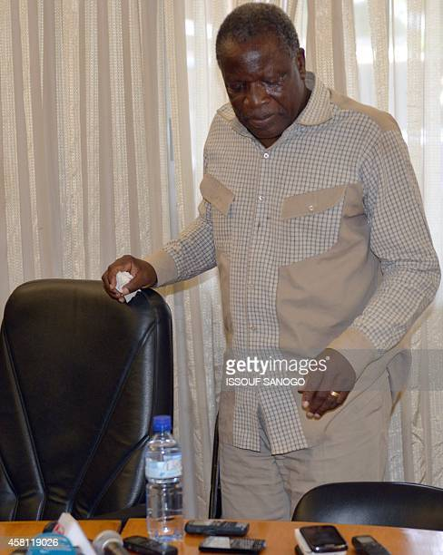 Retired general Kouame Lougue, a former defence minister being touted by the opposition as a replacement for toppled Burkina Faso President Blaise...