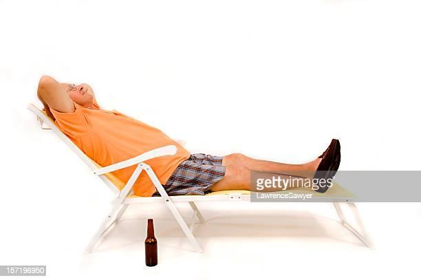 retired guy takes a break