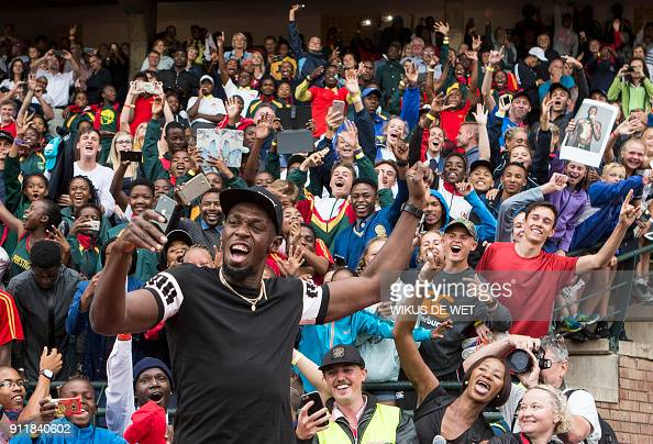 TOPSHOT - Retired Jamaican Olympic and World champion ...
