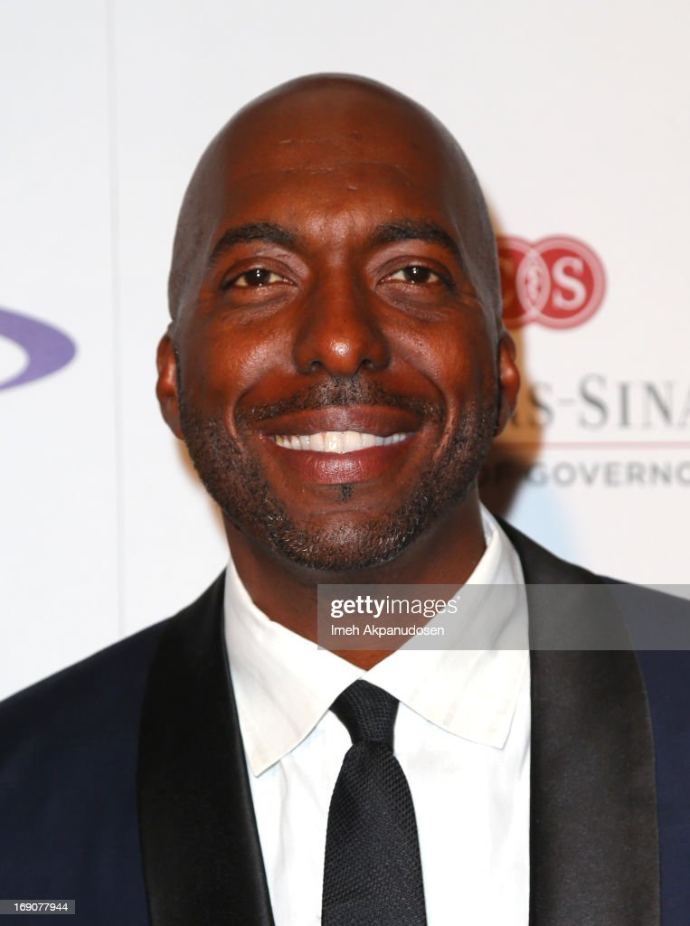 Retired NBA player and radio host John Salley attends the 28th Anniversary Sports Spectacular Gala at the Hyatt Regency Century Plaza on May 19, 2013 in Century City, California.